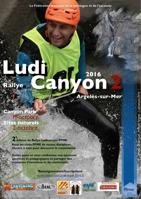 Affiche ludicanyon 2