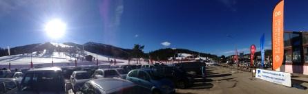 Gréolières les Neige