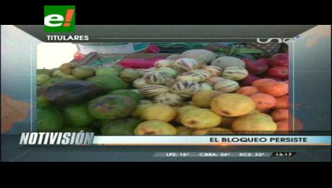 Titulares: Suben el precio de frutas, carne y pollo