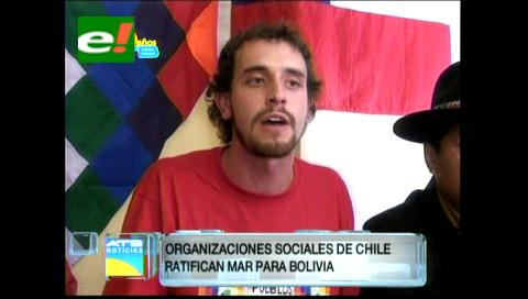 Organizaciones sociales de Chile seguirán demandando mar para Bolivia