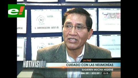 Reportan brote de varicela en niños de La Paz