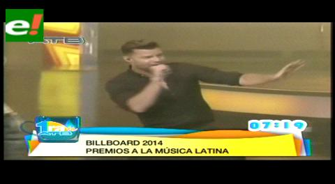 Todo sobre los Premios Billboard de la Música Latina 2014