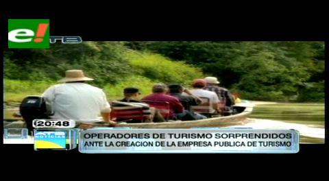 Operadores privados piden explicación al Gobierno sobre el rol de la Boliviana Estatal de Turismo