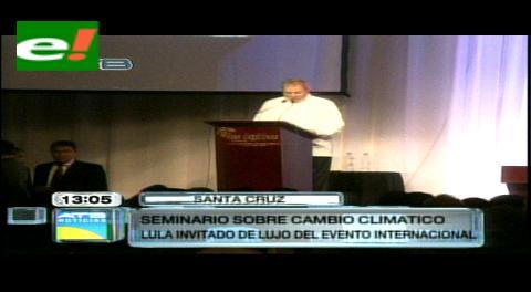 """Lula dice que Bolivia es """"ejemplo"""" de la revolución en América Latina"""