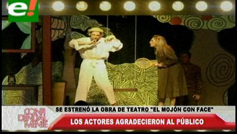 """Se estrenó """"El Mojón con Feis"""""""