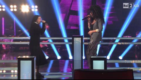 La monja Cristina Scuccia gana su primera batalla en The Voice