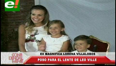 Lorena Villalobos es imagen de reconocido Spa
