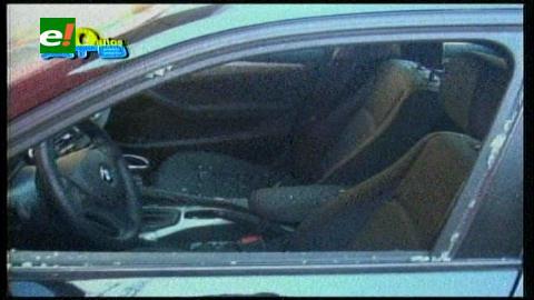 Atacan autos de dos jugadores de Wilstermann