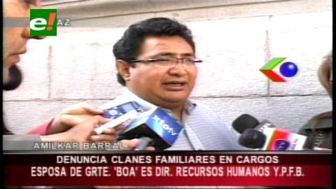 Surgen nuevas denuncias sobre clanes familiares en cargos