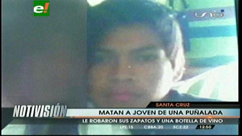 Pandilleros apuñalan y matan a un adolescente