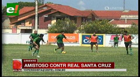 Oriente y Real disputarán la Copa Integración Camba