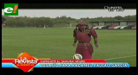 El Samurai que desafió a Radamel Falcao en el Manchester United