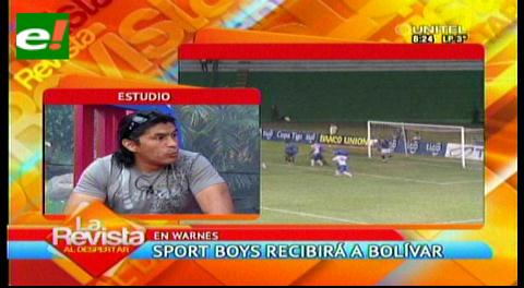 Sport Boys acelera su preparación para frenar a Bolívar