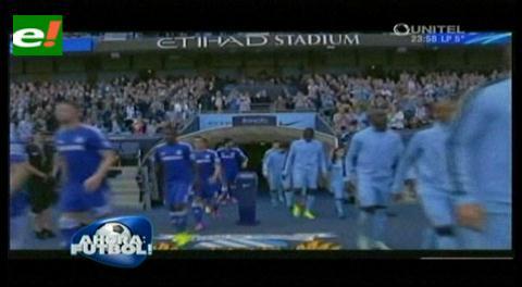 Manchester City vs. Chelsea: 'Citizens' igualaron 1-1 con gol de Lampard