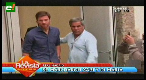 """Xabi Alonso: """"No me voy por decisión del club, sino por honestidad conmigo mismo"""""""