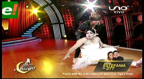 El lado femenino de Marco Antelo: «una sexy bailarina rusa»