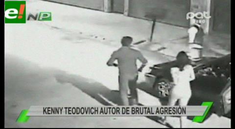 Muestran video completo que revela nuevos detalles del incidente Teodovich- Zanky