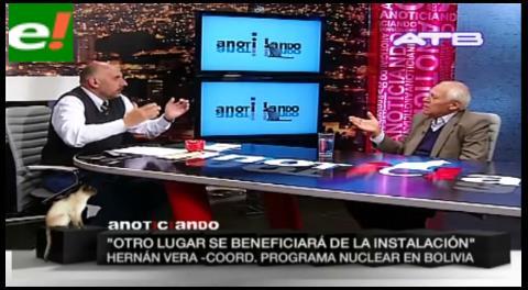 Experto señala que La Paz perdió mucho al rechazar contrucción de centro nuclear