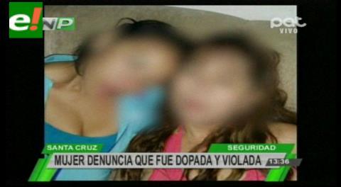 Mujer denuncia que fue dopada y violada por pareja de amigos