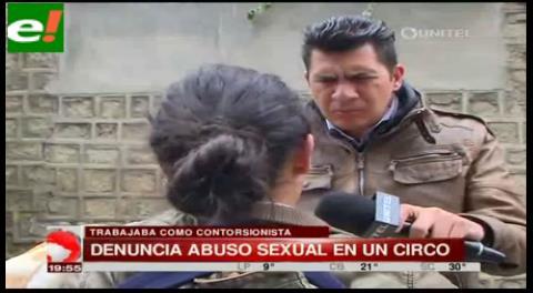 Menor denuncia abuso sexual, explotación y abandono en un circo