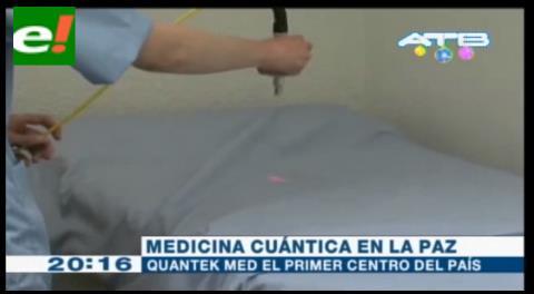 Se inaugura el primer centro de Medicina Cuántica del país