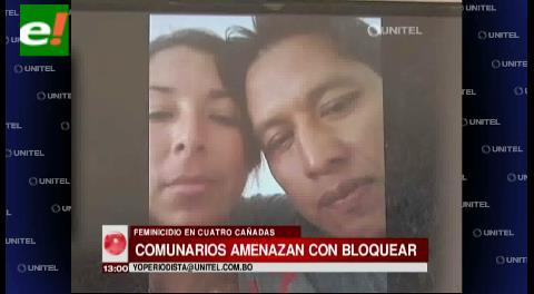 Comunarios de Puerto Rico exigen detención de feminicida