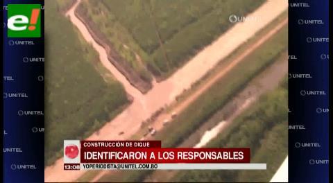 Responsables del dique en Río Grande ya están identificados
