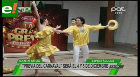 La Gran Previa Carnavalera,  una fiesta de alegría, cultura y solidaridad