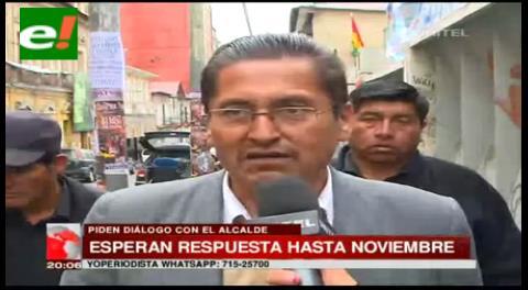 La Paz. Choferes declaran tregua hasta el 4 de noviembre a la espera del diálogo