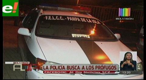Detienen a presuntos atracadores en la Pampa de la Isla
