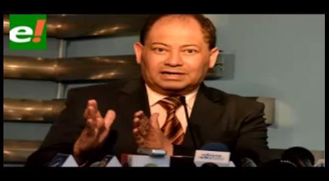 Ministro Romero en caso Sejas: abogados podrían acudir al soborno