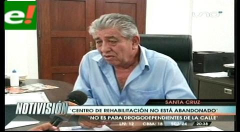 Alcaldía: Centro de Rehabilitación no está abandonado