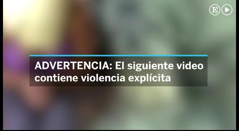 Video. Torturan a una mujer en interrogatorio