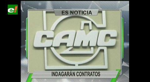 Titulares de TV: La ALP sesionará este martes para conformar la comisión mixta que indague la firma china Camc