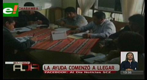 Cochabamba. Granizada afecta a 8 sectores productivos y a 30 mil familias