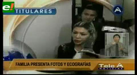Titulares de TV: Gabriela Zapata aseguró que el hijo que tuvo con el presidente Morales está vivo y que no callará más