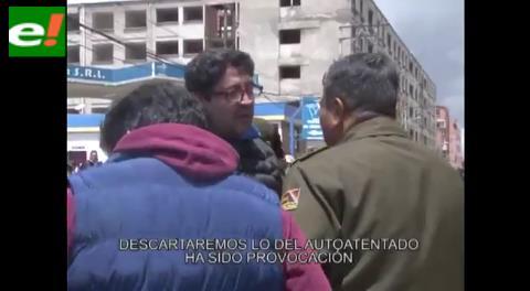 """Elío dice que video de Murillo es """"truchado"""" y que la renuncia no es su """"atribución"""""""