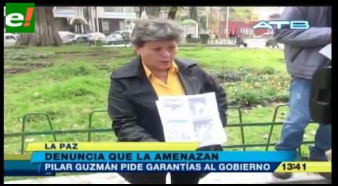 """Tía de Zapata es amenazada por Facebook por una """"ferviente seguidora de Evo"""""""