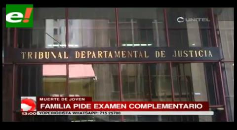Padre de Varinia Buitrago pedirá examen complementario