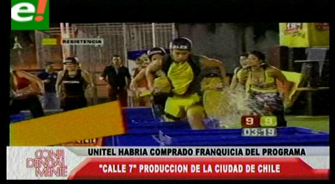"""""""Calle 7"""" ¿un nuevo programa juvenil de la TV nacional?"""