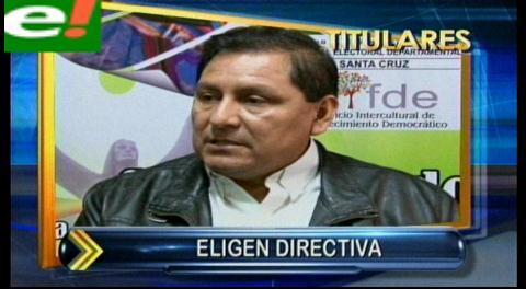 Titulares: Eulogio Núñez elegido presidente de los vocales electorales