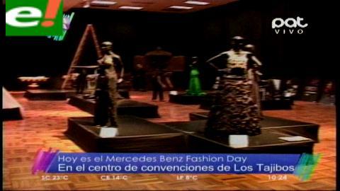 Arranca el Mercedes-Benz Fashion Day