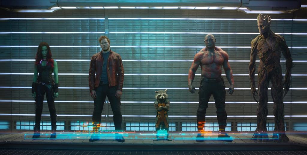 Guardianes de la Galaxia se estrena el 31 de julio