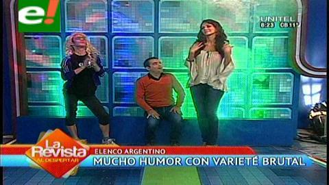 """""""Jenny"""" y Anabel se disputan el amor de Ronico Cuéllar"""
