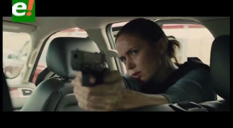 «Sicario» el film de crimen y misterio