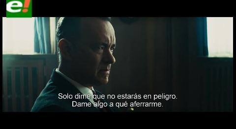 """""""Puente de espías"""" nuevo film de Steven Spielberg protagonizado por Tom Hanks"""