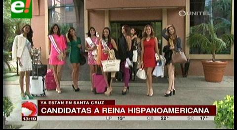 Reina Hispanoamericana 2015: Hoy presentan a las 25 candidatas