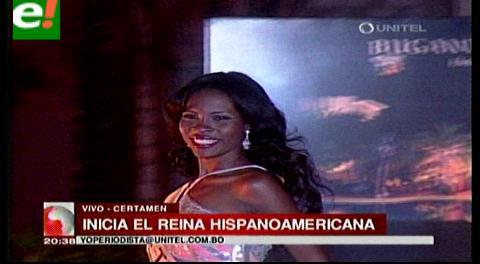 Reina Hispanoamericana 2015: Ellas quieren la corona