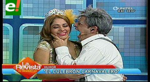 """""""El culebrón carnavalero"""""""