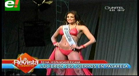 Reina Hispanoamericana 2015: República Dominicana tiene el mejor cuerpo